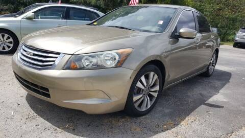 2009 Honda Accord for sale at Klassic Cars in Lilburn GA
