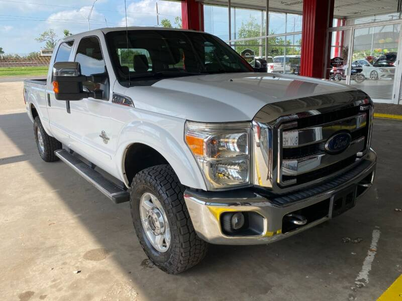 2012 Ford F-250 Super Duty for sale at Auto Solutions in Warr Acres OK