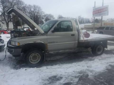 1997 Dodge Ram Chassis 2500 for sale at Southtown Auto Sales in Albert Lea MN