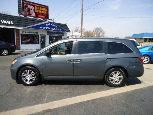 2013 Honda Odyssey for sale at Tom Cater Auto Sales in Toledo OH