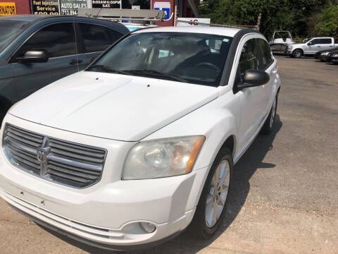 2011 Dodge Caliber for sale at 4 Girls Auto Sales in Houston TX