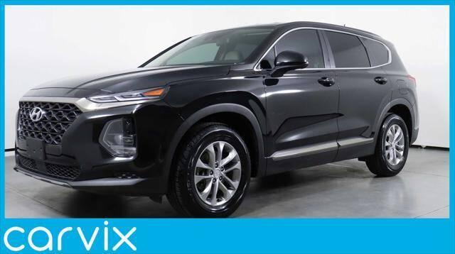 2019 Hyundai Santa Fe for sale in San Antonio, TX