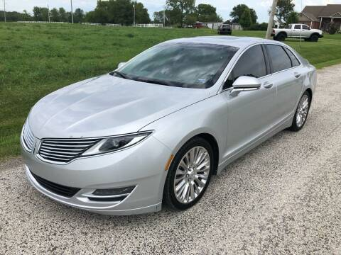2013 Lincoln MKZ for sale at Nice Cars in Pleasant Hill MO