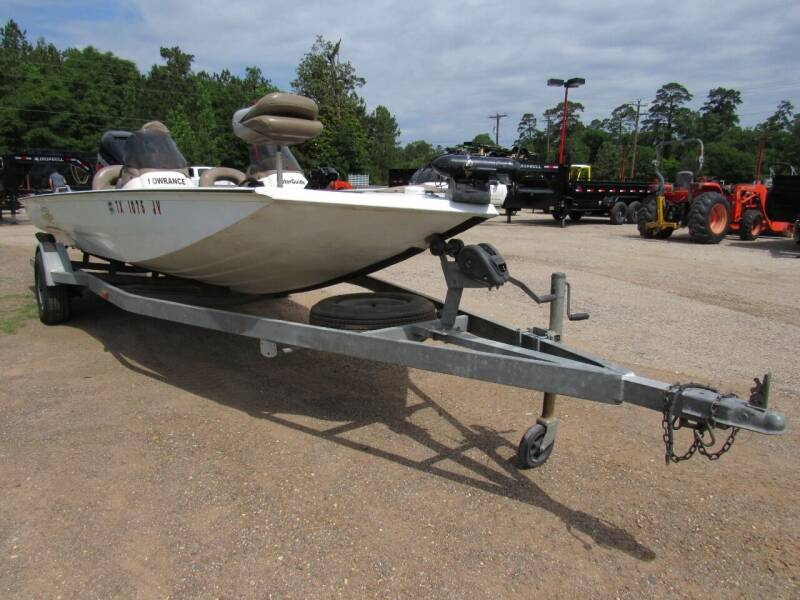 2002 Alumaweld Xpress X19 for sale at Park and Sell - Boats in Conroe TX