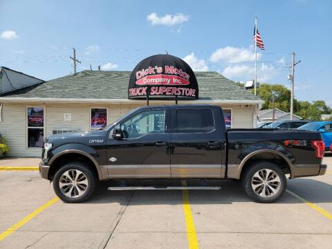 2015 Ford F-150 for sale at DICK'S MOTOR CO INC in Grand Island NE