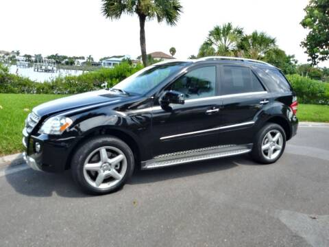 2011 Mercedes-Benz M-Class for sale at GulfCoast Motorsports in Osprey FL