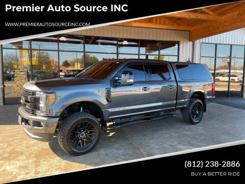 2019 Ford F-250 Super Duty for sale at Premier Auto Source INC in Terre Haute IN