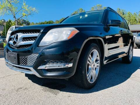 2015 Mercedes-Benz GLK for sale at Classic Luxury Motors in Buford GA
