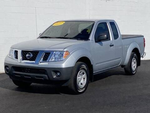 2017 Nissan Frontier for sale at TEAM ONE CHEVROLET BUICK GMC in Charlotte MI