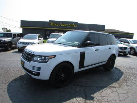 2015 Land Rover Range Rover for sale at MIRA AUTO SALES in Cincinnati OH