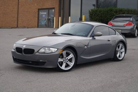 2007 BMW Z4 for sale at Next Ride Motors in Nashville TN