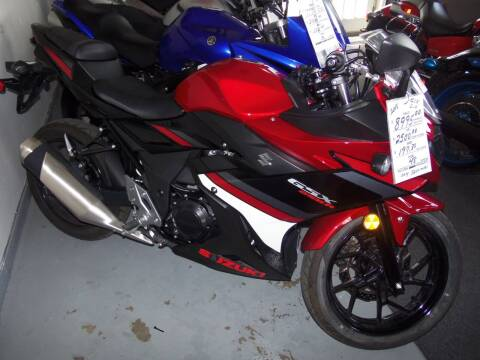 2018 Suzuki GSX250R for sale at Fulmer Auto Cycle Sales - Fulmer Auto Sales in Easton PA