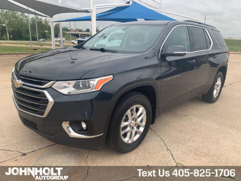 2019 Chevrolet Traverse for sale at JOHN HOLT AUTO GROUP, INC. in Chickasha OK