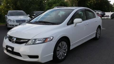2011 Honda Civic for sale at JBR Auto Sales in Albany NY