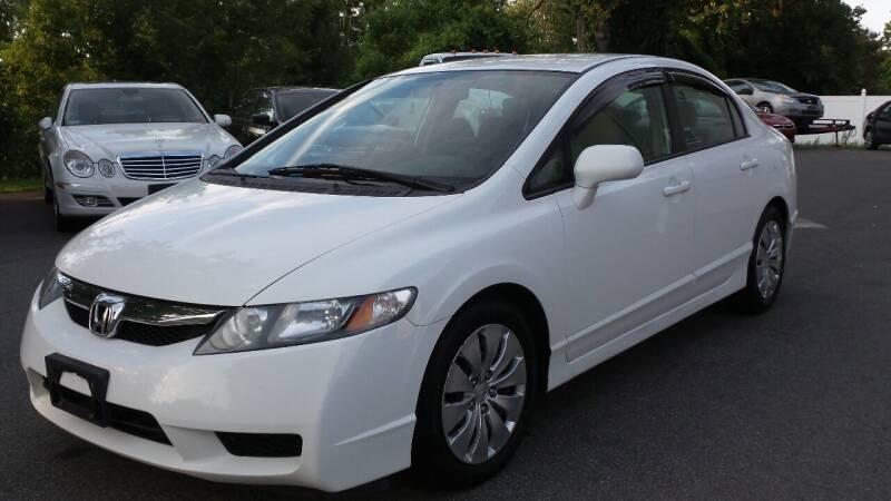 2011 Honda Civic LX 4dr Sedan 5A - Albany NY