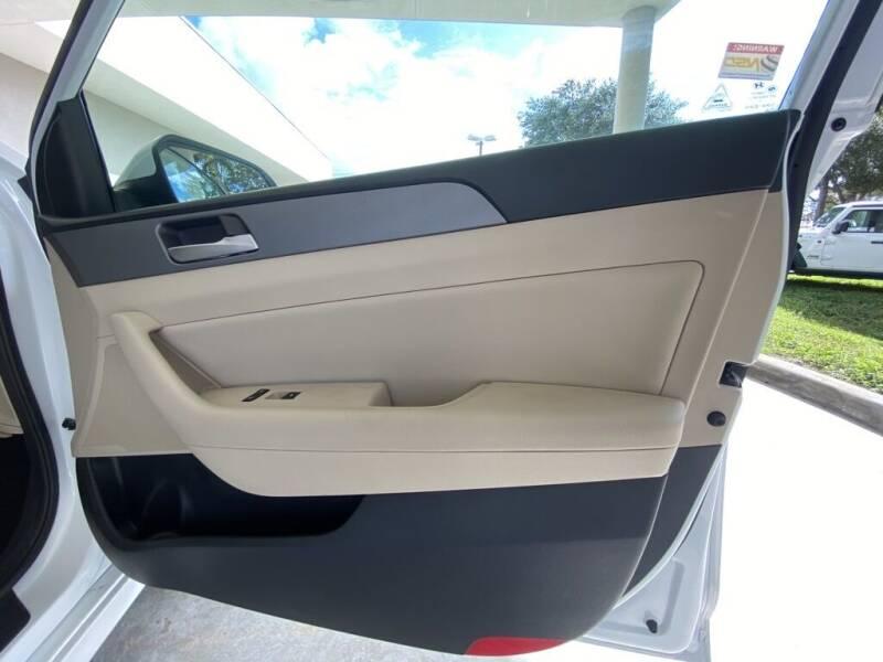 2018 Hyundai Sonata SEL+ - Davie FL