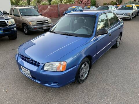 2001 Hyundai Accent for sale at C. H. Auto Sales in Citrus Heights CA