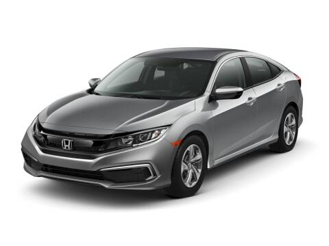 2020 Honda Civic for sale at BASNEY HONDA in Mishawaka IN
