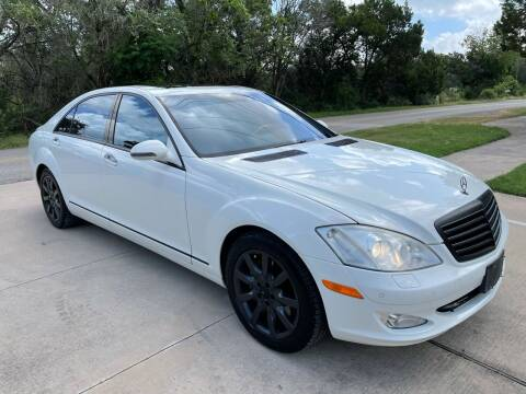 2009 Mercedes-Benz S-Class for sale at Luxury Motorsports in Austin TX