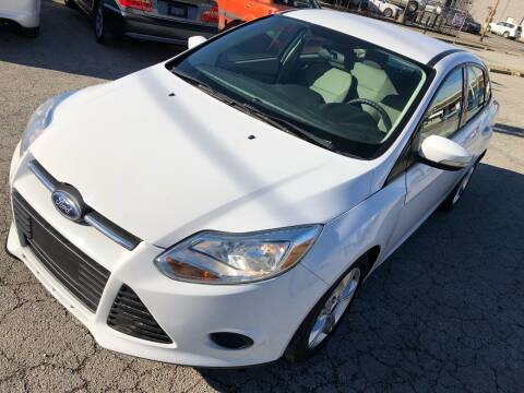 2013 Ford Focus for sale at Supreme Auto Gallery LLC in Kansas City MO