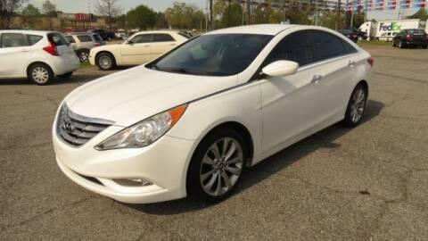 2012 Hyundai Sonata for sale at Minden Autoplex in Minden LA