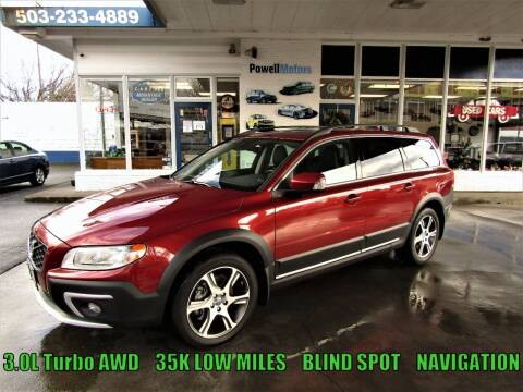 2015 Volvo XC70 for sale at Powell Motors Inc in Portland OR