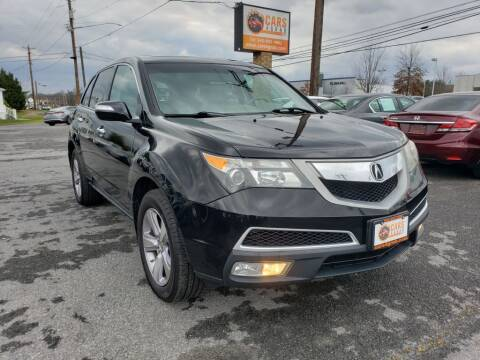 2013 Acura MDX for sale at Cars 4 Grab in Winchester VA
