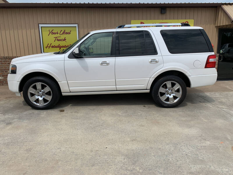 2010 Ford Expedition for sale at BIG 'S' AUTO & TRACTOR SALES in Blanchard OK