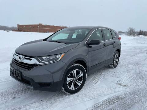 2019 Honda CR-V for sale at ONG Auto in Farmington MN