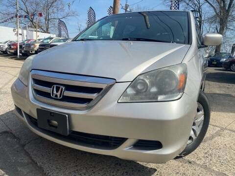 2006 Honda Odyssey for sale at Best Cars R Us in Plainfield NJ