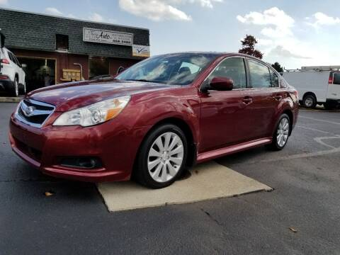 2011 Subaru Legacy for sale at DALE'S AUTO INC in Mt Clemens MI