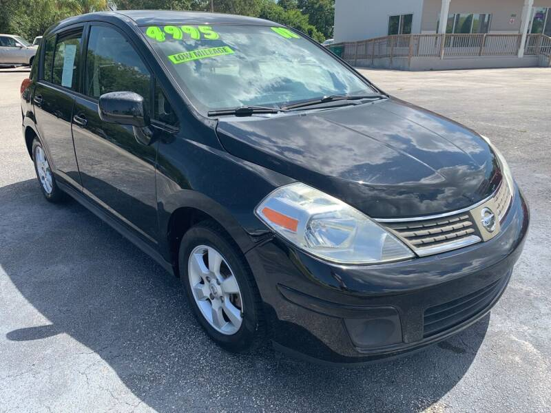 2008 Nissan Versa for sale at The Car Connection Inc. in Palm Bay FL