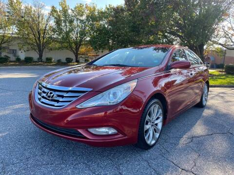 2011 Hyundai Sonata for sale at Triple A's Motors in Greensboro NC