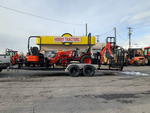 2021 Branson 2505H PACKAGE DEAL for sale at Hobby Tractors - New Tractors in Pleasant Grove UT