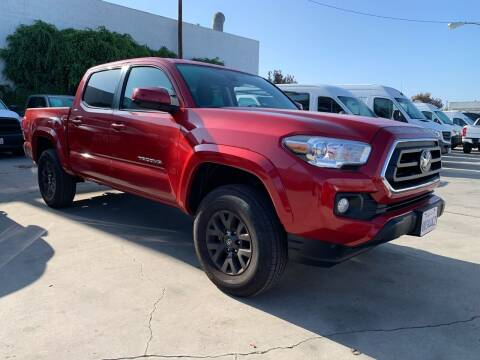 2021 Toyota Tacoma for sale at Best Buy Quality Cars in Bellflower CA