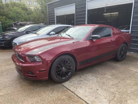 2014 Ford Mustang for sale at Direct Auto in D'Iberville MS
