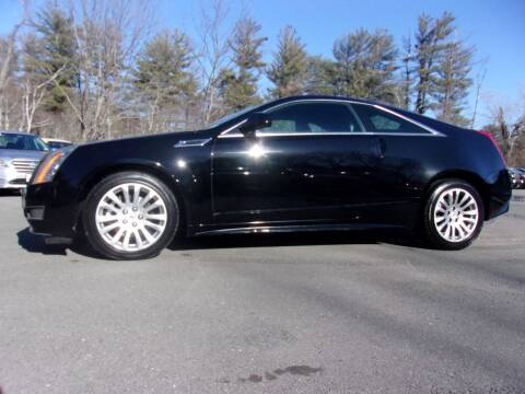 2014 Cadillac CTS for sale at Mark's Discount Truck & Auto Sales in Londonderry NH