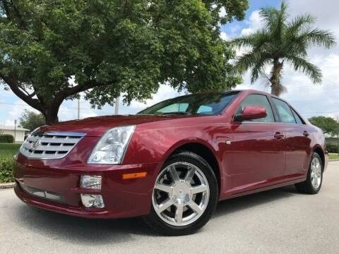 2005 Cadillac STS for sale at DS Motors in Boca Raton FL