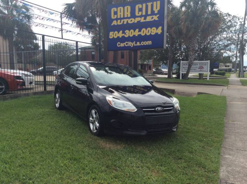 2013 Ford Focus for sale at Car City Autoplex in Metairie LA