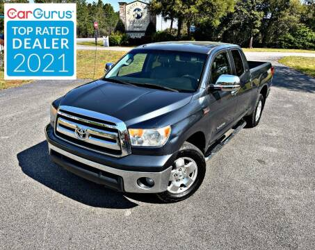 2010 Toyota Tundra for sale at Brothers Auto Sales of Conway in Conway SC