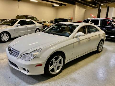 2008 Mercedes-Benz CLS for sale at Motorgroup LLC in Scottsdale AZ
