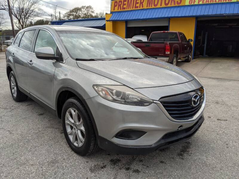 2014 Mazda CX-9 for sale at PREMIER MOTORS OF PEARLAND in Pearland TX