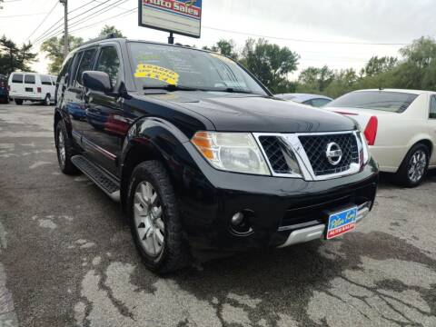2011 Nissan Pathfinder for sale at Peter Kay Auto Sales in Alden NY