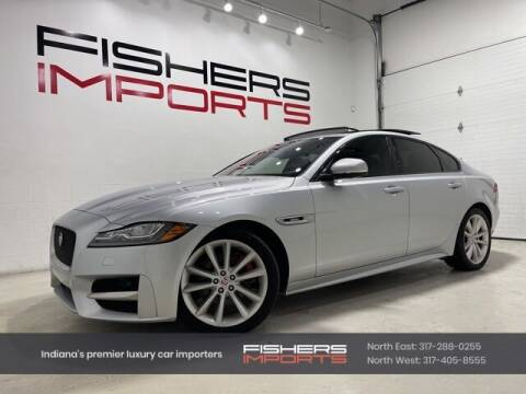 2017 Jaguar XF for sale at Fishers Imports in Fishers IN