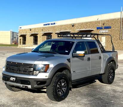 2012 Ford F-150 for sale at EA Motorgroup in Austin TX