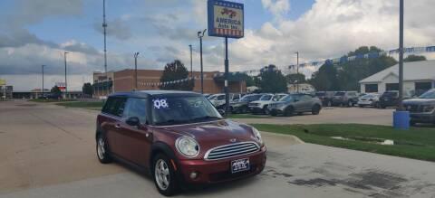 2008 MINI Cooper Clubman for sale at America Auto Inc in South Sioux City NE