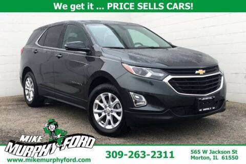 2018 Chevrolet Equinox for sale at Mike Murphy Ford in Morton IL