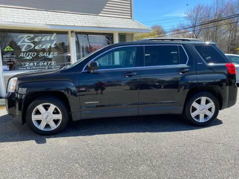 2010 GMC Terrain for sale at Real Deal Auto Sales in Auburn ME