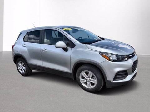 2020 Chevrolet Trax for sale at Jimmys Car Deals at Feldman Chevrolet of Livonia in Livonia MI