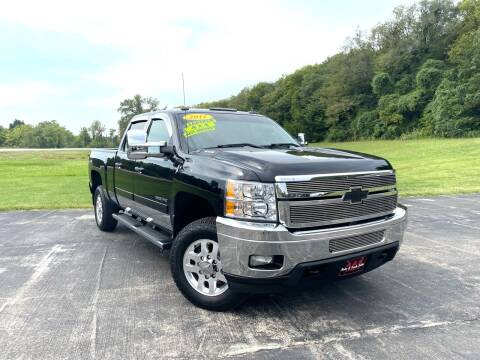 2011 Chevrolet Silverado 2500HD for sale at A & S Auto and Truck Sales in Platte City MO